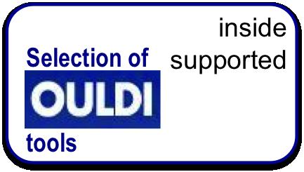 Ouldi tools