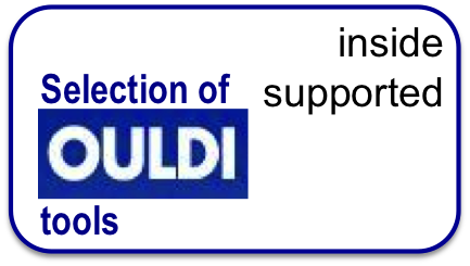 Ouldi tools